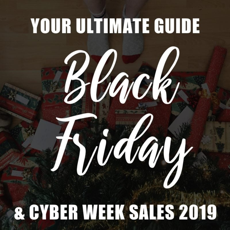 Best Black Friday Clothing Deals 2019: Your Ultimate Guide