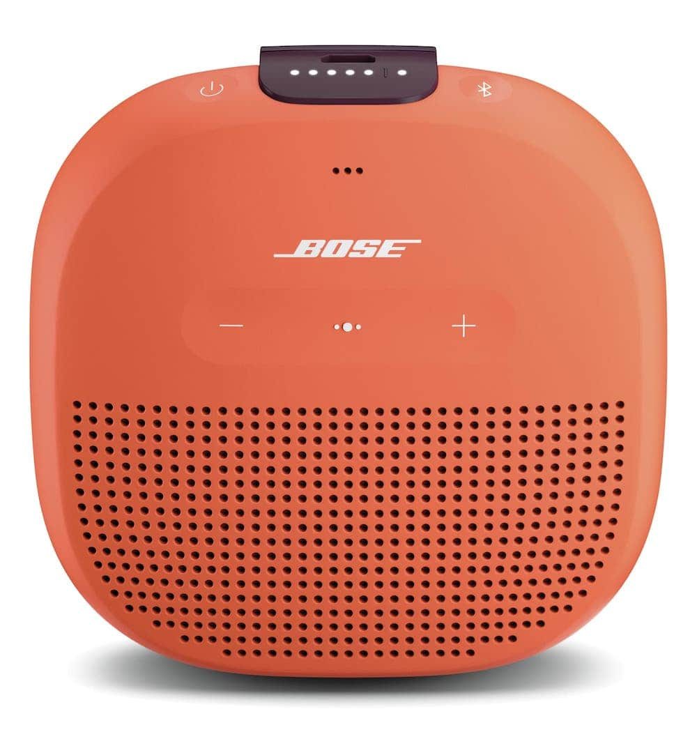 Under $100 white elephant gift ideas. Bose SoundLink Micro Bluetooth Speaker