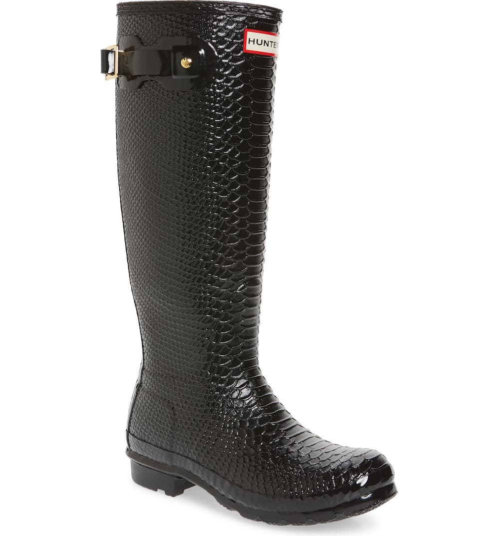 Hunter Original Waterproof Rain Boot