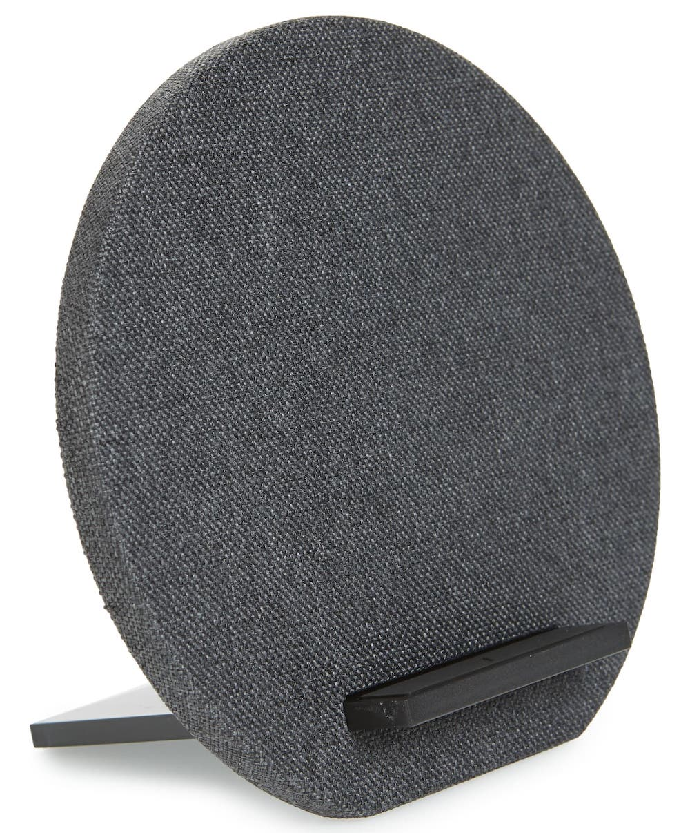 Under $100 white elephant gift ideas. Native Union Dock Wireless Charger.