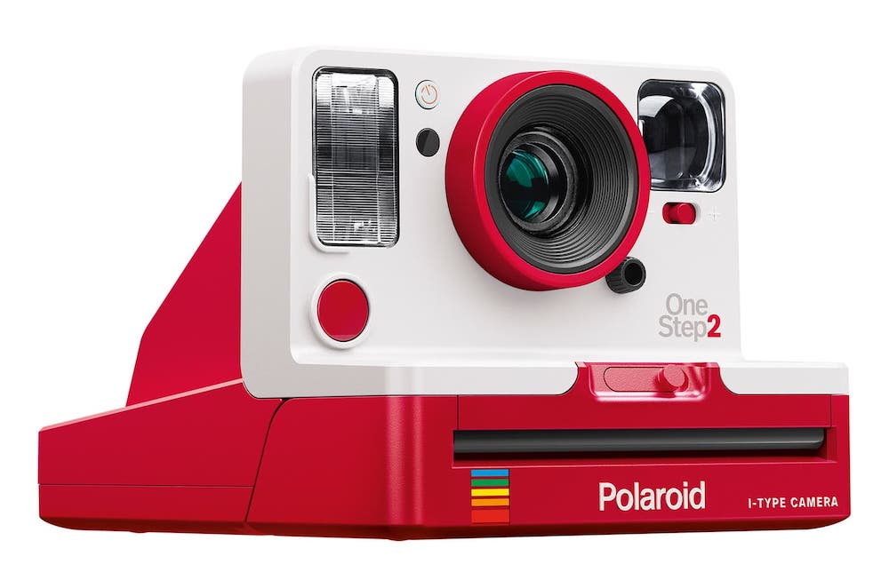 Under $100 white elephant gift ideas. Polaroid OneStep 2 Viewfinder Instant Camera