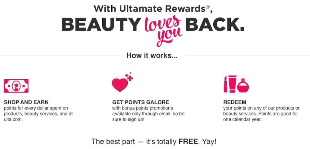 How to get free Ulta birthday gifts