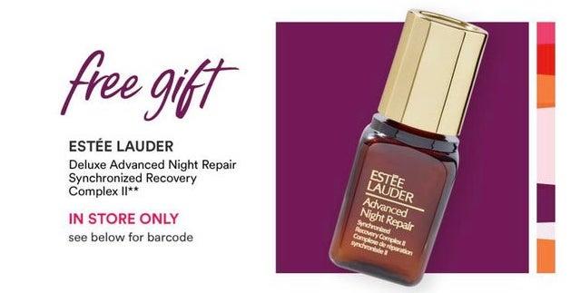 Estée Lauder Deluxe Advanced Night Repair Recovery Complex II