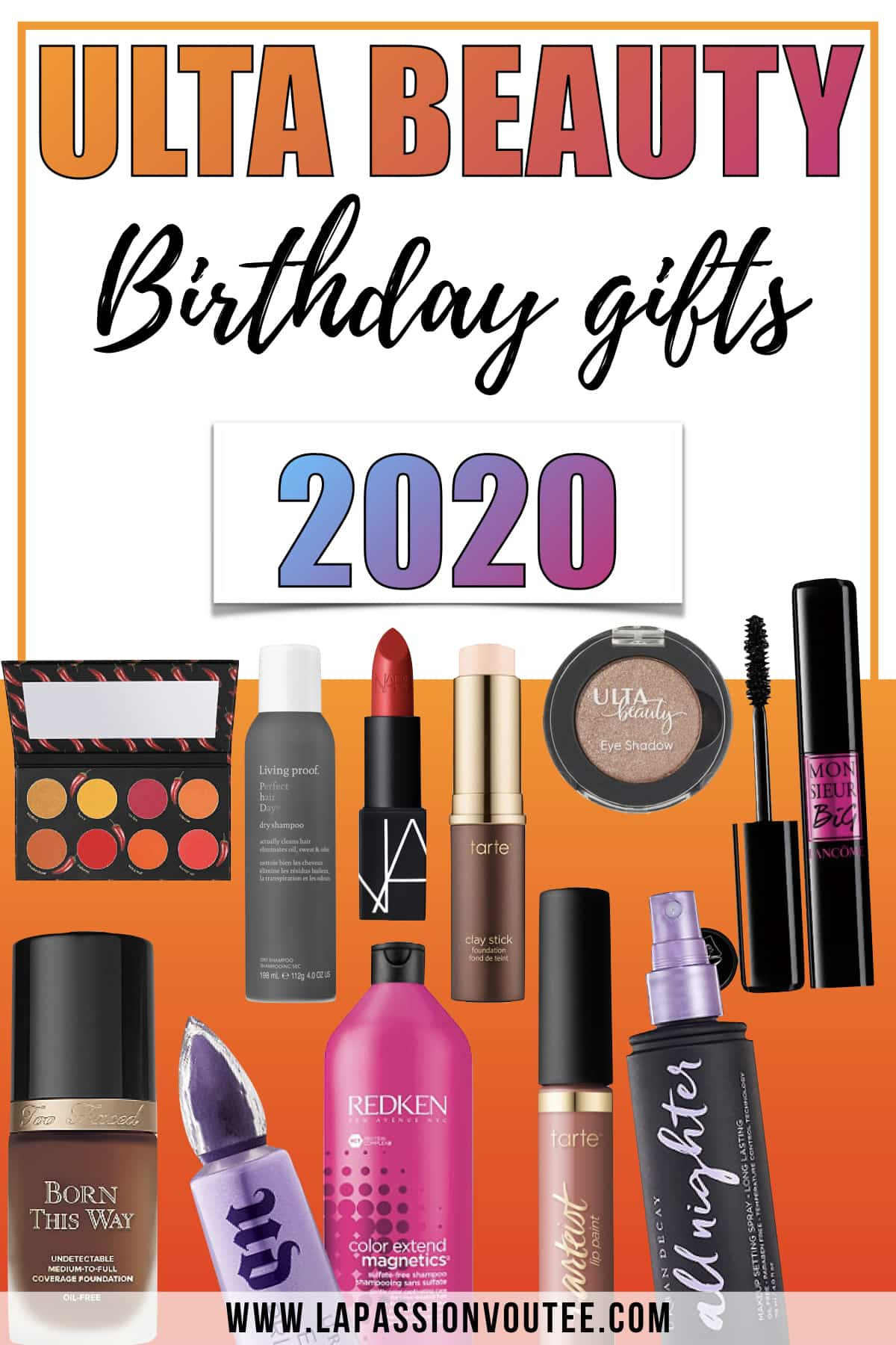 Your ultimate guide to the best Ulta birthday gift of 2020. Know the exact free birthday gifts you will get this year. ulta beauty coupon, ulta birthday gift 2020, ulta birthday gift february 2020, ulta birthday code, ulta birthday box, ulta beauty birthday gift