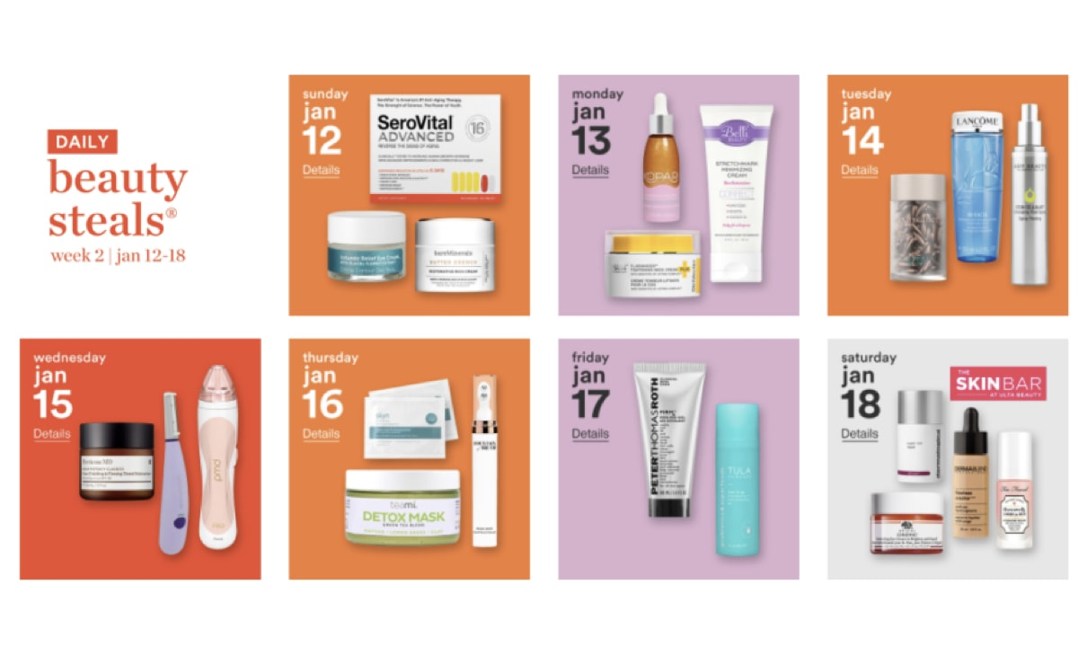 The 2020 Ulta Love Your Skin Event is going strong. This year's sale includes skin care must-haves from top brands like Mario Badescu, Peter Thomas Roth, Tarte, Elemis, Dermalogica, and more.