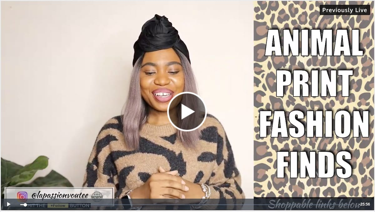 7 best animal print outfits to try this year