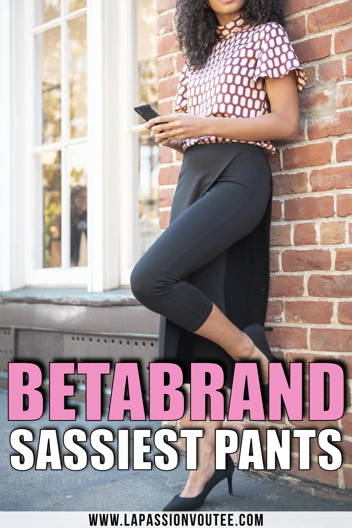 Thinking about getting these Betabrand pants? I spent my money on this bestselling Betabrand pants. Here's my honest review about this dress pants.