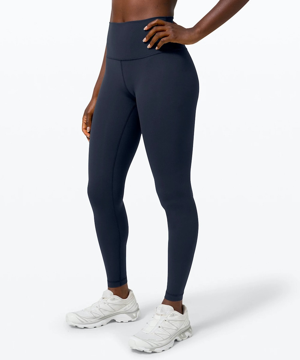 The Lululemon Align pants and Lululemon Wunder Under High-Rise Yoga pants are without a two of the best leggings of all kind. Perfect for working out, running errands, or just lounging, these leggings are designed for high-impact exercises.