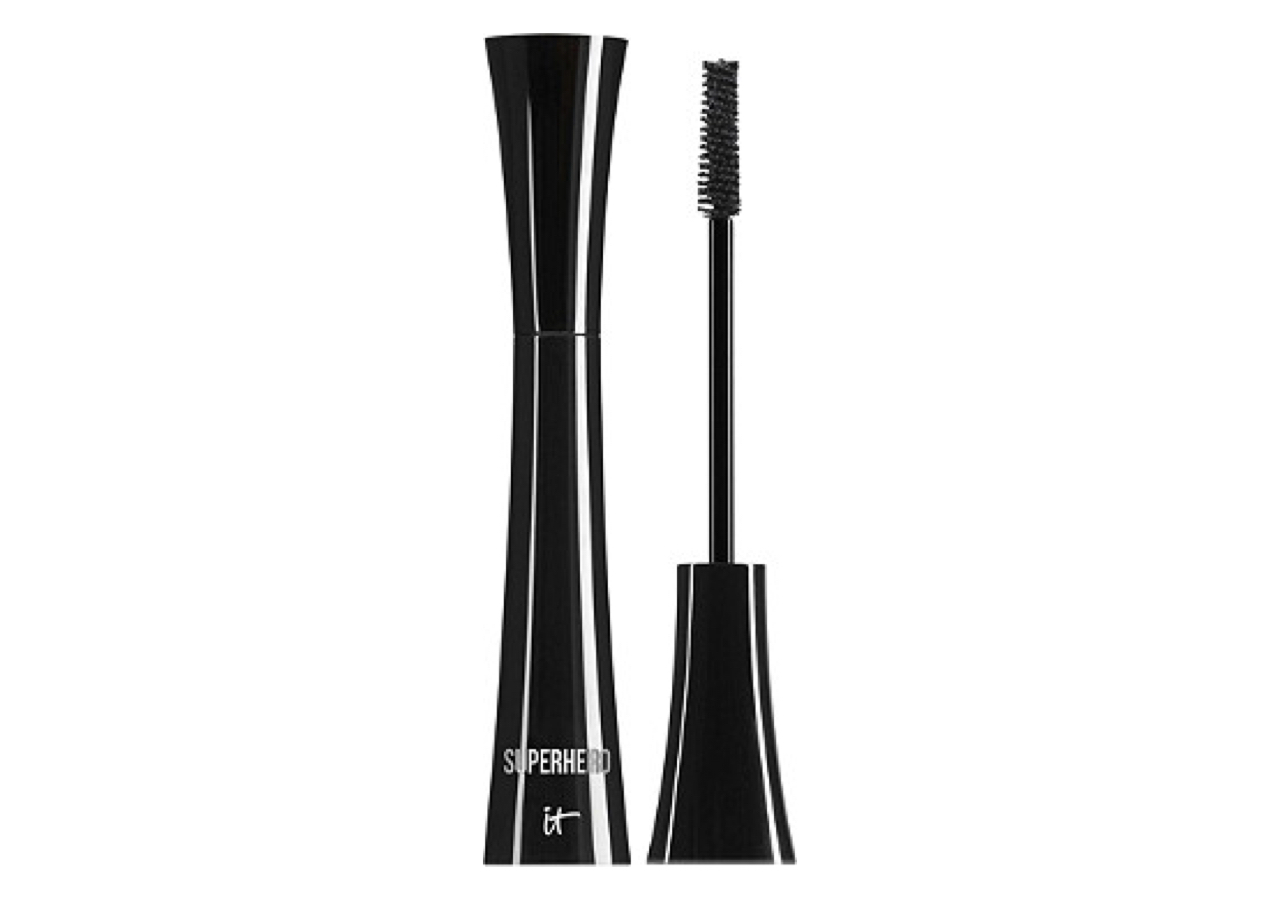 The 10 Best Mascaras at Ulta for The Perfect Lashes Reviewed! - It Cosmetics Superhero Elastic Stretch Volumizing Mascara