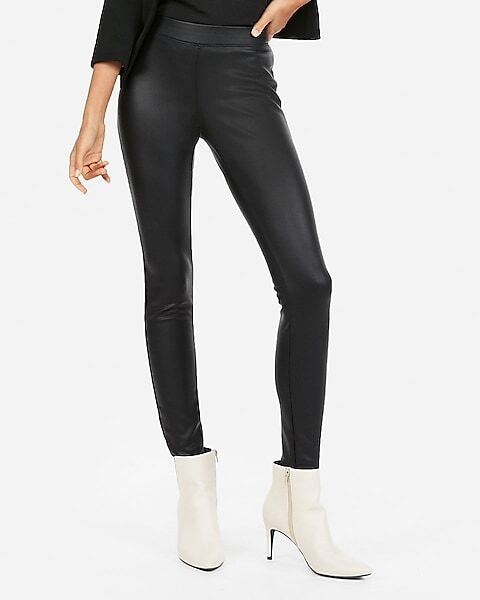 Splurge Vs Save 15 Best Faux Leather Leggings For Any Budget In 2020