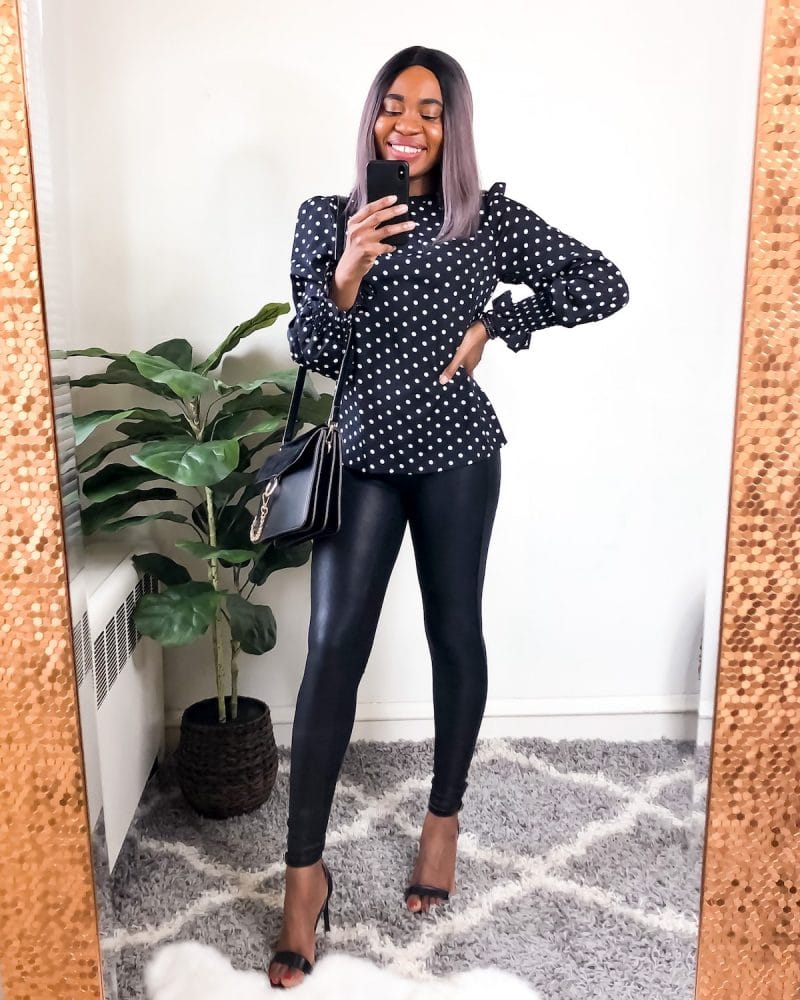 15 Best Faux Leather Leggings for Any Budget in 2020