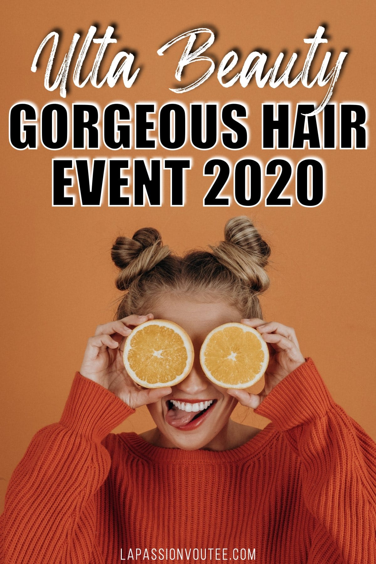 The 2020 Ulta Gorgeous Hair Event is live. The sale starts right now May 10 - May 30, 2020. Now's your chance to save 50% off the most loved brands for the next three weeks.