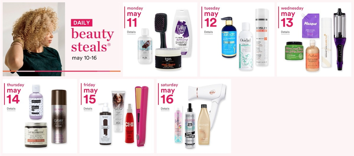 The 2020 Ulta Beauty's Spring Gorgeous Hair Event is a great opportunity to save 50% off professional haircare products from shampoos and conditioners to hot air tools.