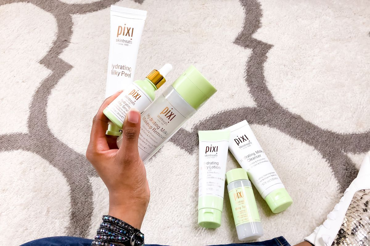 Is Pixi Skintreats good for sensitive skin? Sharing my no-fluff opinion and experience about this skin care brand and if the super hyped Pixi Glow Tonic is worth the hype.