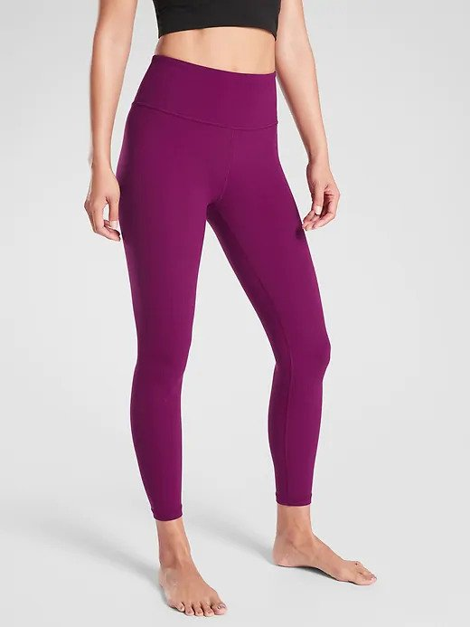 Best leggings from Athleta for crossfit training and weightlifting
