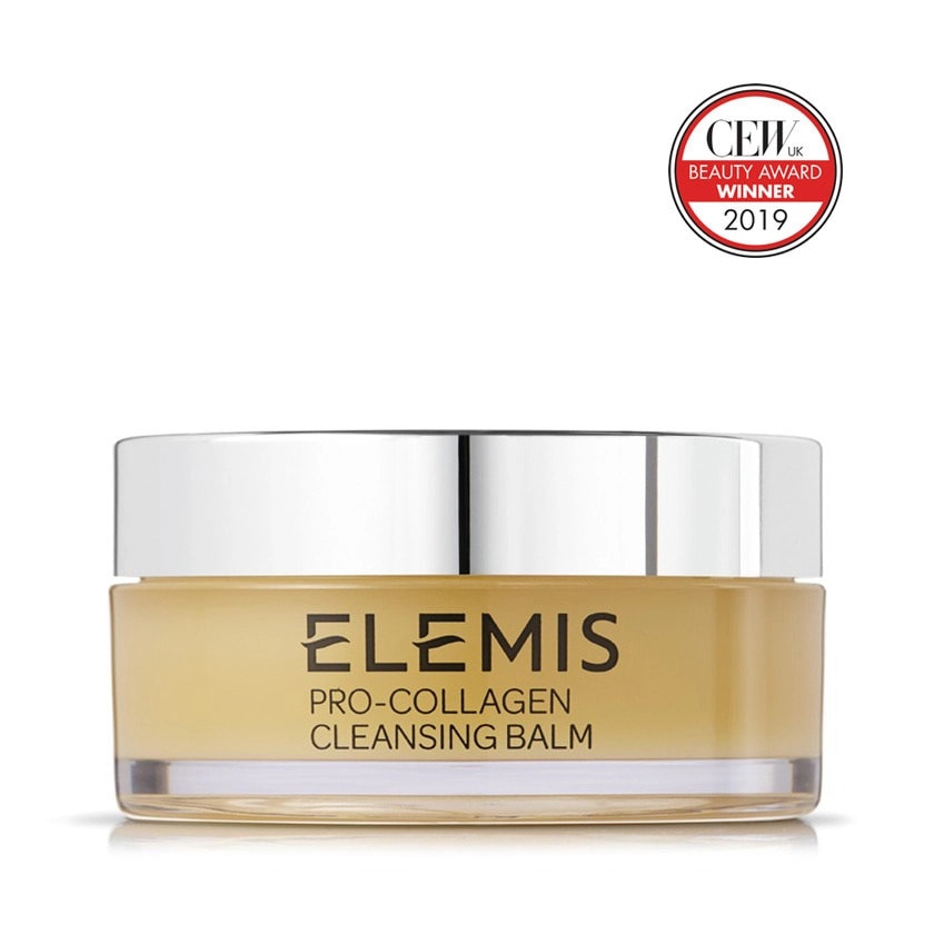 The Pro-Collagen Cleansing Balm is an award-winning bestseller cleanser from Elemis