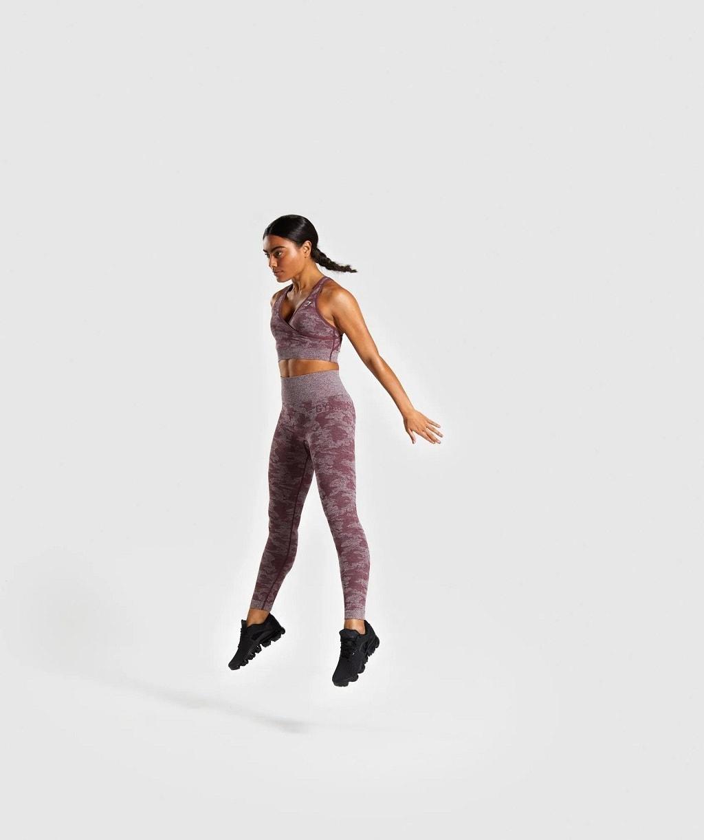 the number one bestselling Gymshark leggings