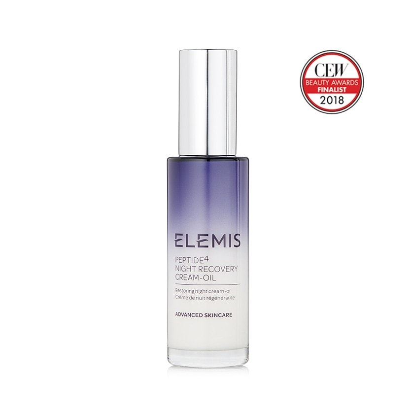 A super hydrating night cream from the Elemis Peptide collection