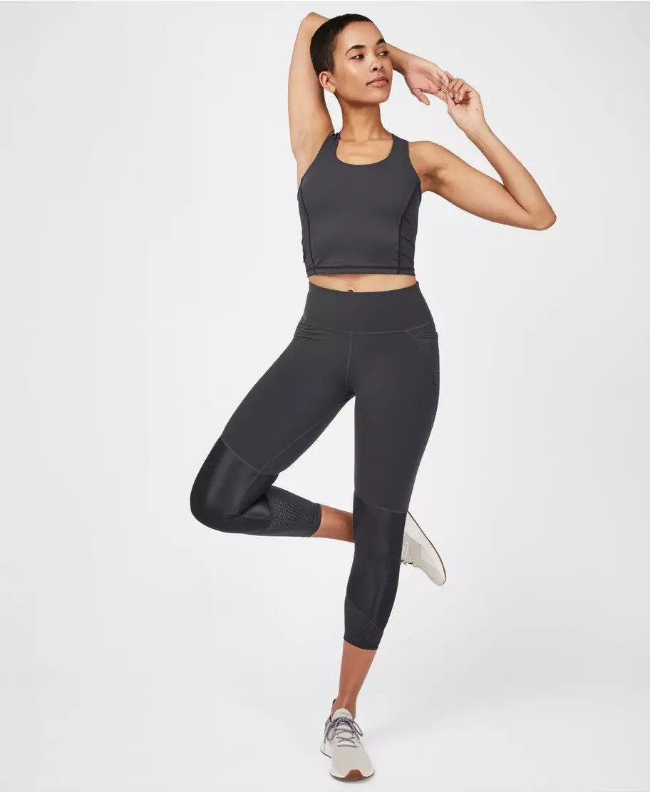 One of Sweaty Betty's most stylish workout leggings
