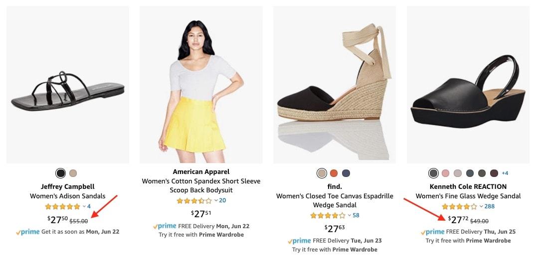 The Big Style Sale Amazon