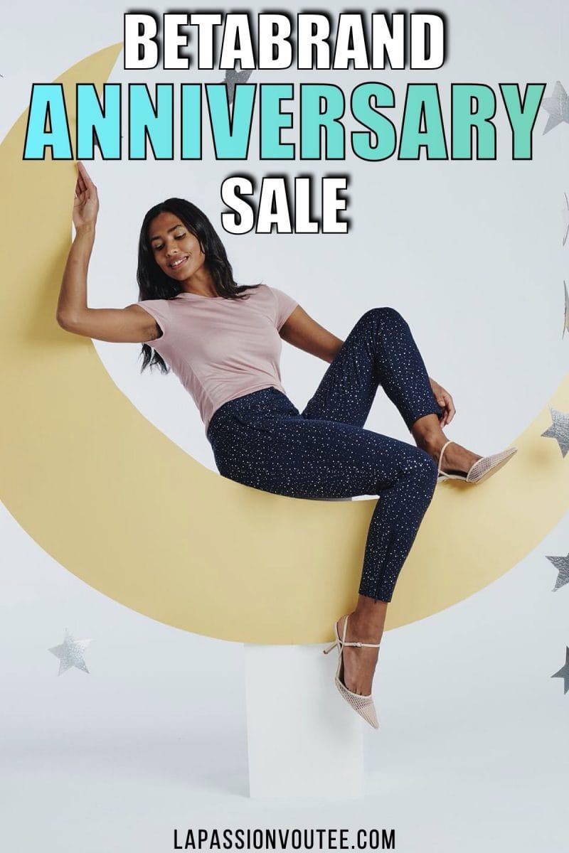 Betabrand Anniversary Sale 2020: Best Deals on Betabrand Yoga Work Pants