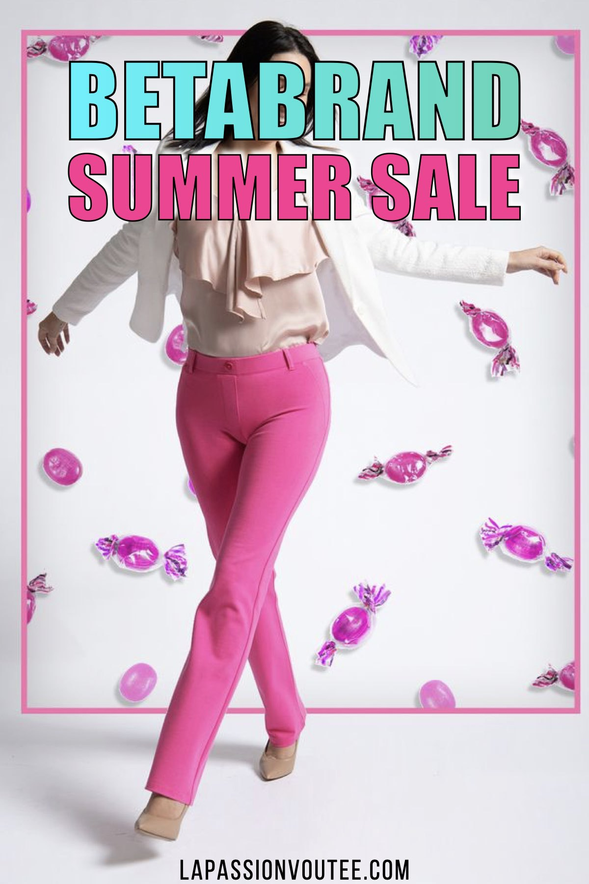 The 2020 Betabrand summer sale starts now. Hundreds of items are significantly marked down as low as $34. Betabrand summer sale - Betabrand Christmas in July Sale.