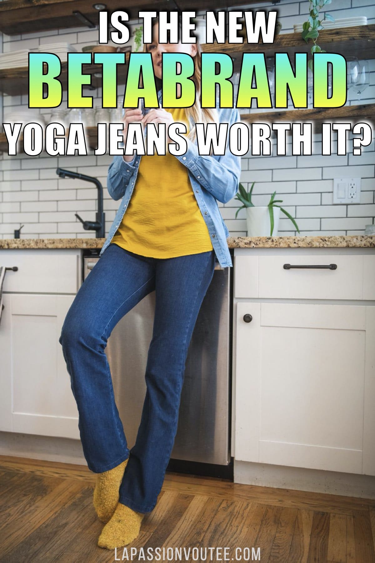 Is Betabrand Yoga Jeans Worth It