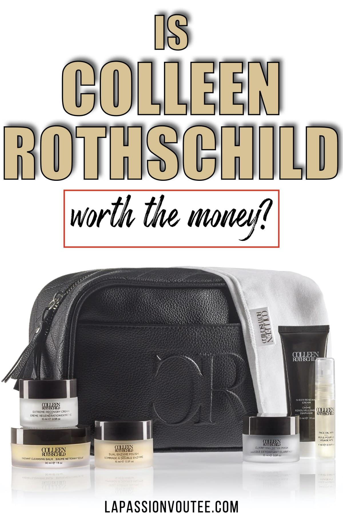 Everything you need to know about this luxury skincare brand - is Colleen Rothschild worth the money?