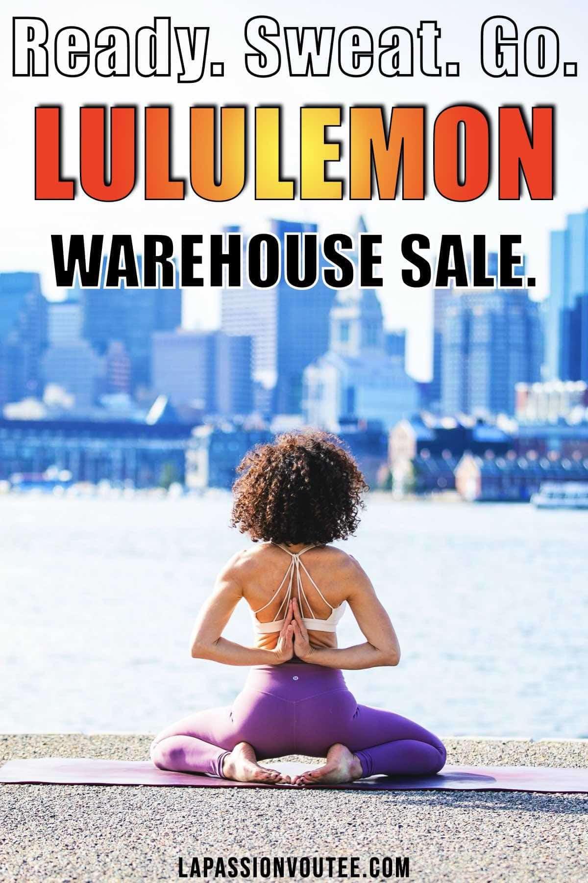The 2020 Lululemon sale is on right now. Shop over 800 Lululemon clothing at an insane deep for 5 days only. Lululemon summer sale - Lululemon Black Friday in July sale.