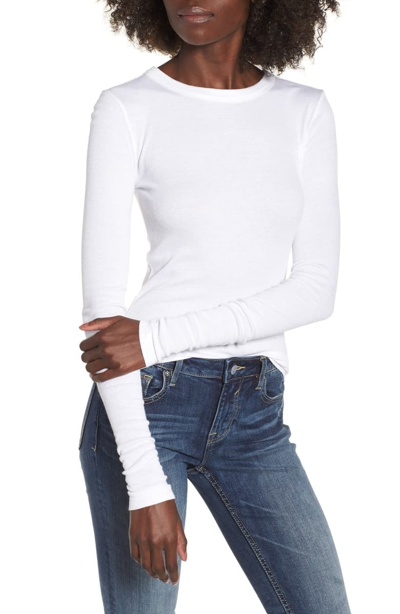 Get this long sleeve BP tee at the Nordstrom Anniversary sale 2020