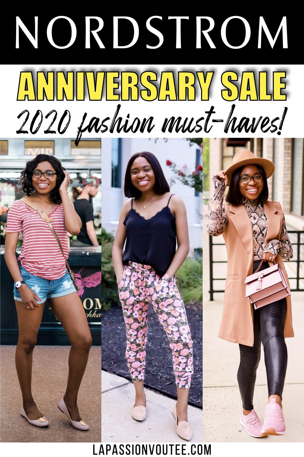 The most anticipated sale of the year is back at Nordstrom. Keep reading to discover a roundup of the Nordstrom Anniversary Sale 2020 picks worth getting this year. #nordstrom #anniversary sale