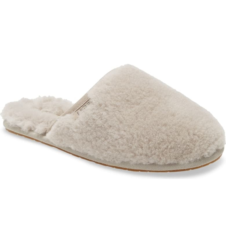 Step into one of the coziest comfortable slippers from UGG