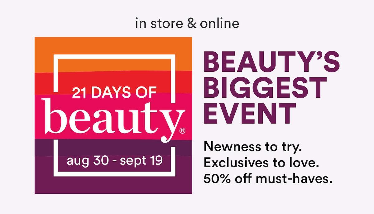 Ulta's September 2020 beauty sale includes incredible savings on brands like Anastasia Beverly Hills, Mario Badescu, Tula, Shiseido, Tarte, Boscia, PMD, Foreo, and many more.