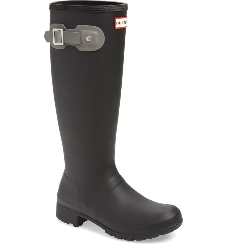 The perfect Hunter rain boots for wet and snowy seasons