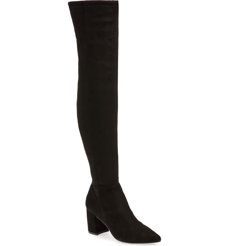 Splurge on this sexy OTK boots fromSteve Madden at this year's Nordstrom sale