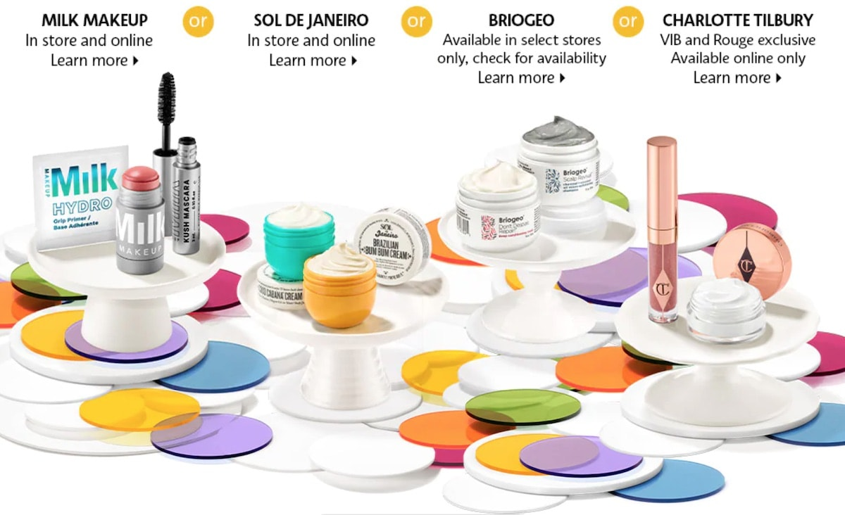 Want to score the best of the 2020 Sephora birthday gift? Read this post FIRST. Discover everything you need to know to claim your freebie online or in-store. Sephora Birthday Gift 2020 options. Milk Makeup, Sol De Janeiro, Briogeo, Hourglass, Charlotte Tilbury #sephora #sephorabeauty