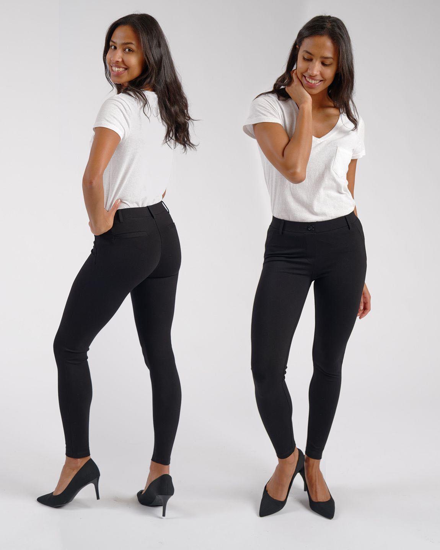 Betabrand Dress Pant Yoga Pants