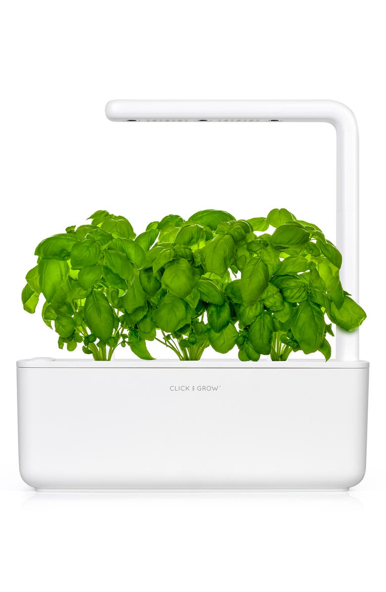 Click & Grow Smart Garden 3 Self Watering Indoor Garden - best under $100 white elephant gifts