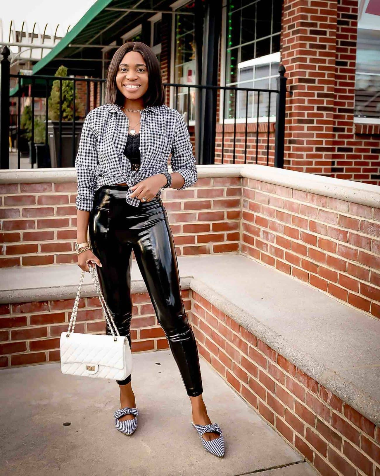 """You've heard raving reviews and seen """"these"""" Spanx leggings on everyone but are they worth it? Here's what you should know about these expensive Spanx leggings."""