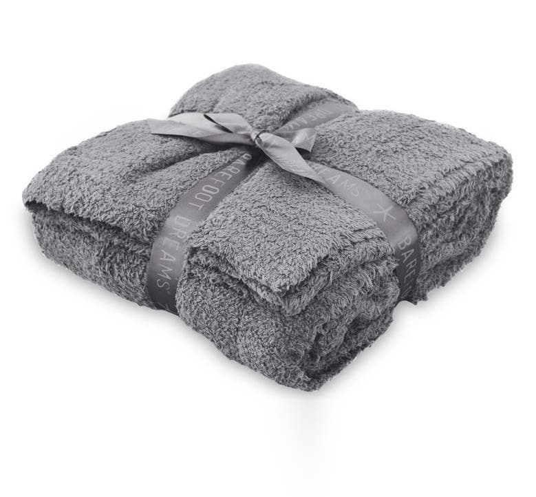 Barefoot Dreams CozyChic Throw Blanket - best gifts for fashion bloggers