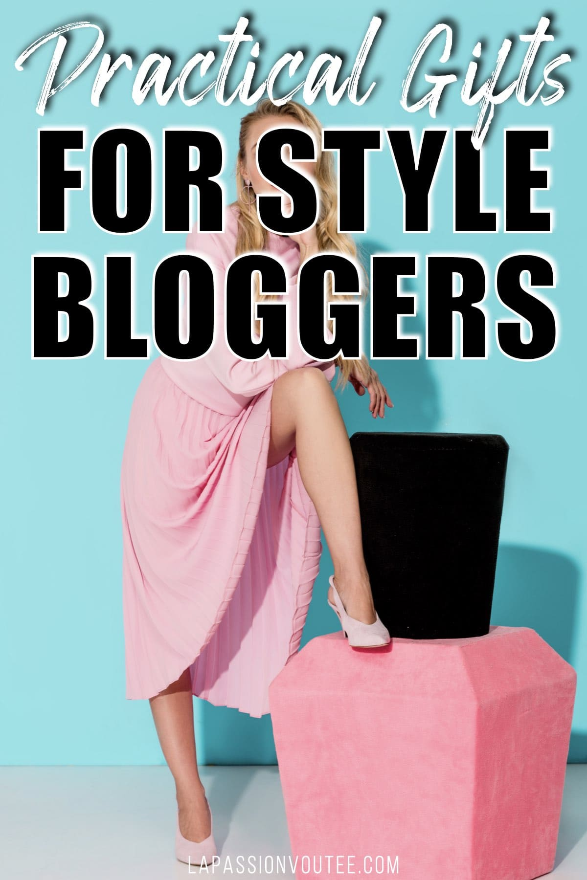 A roundup of the best gifts for bloggers that she'll absolutely love. You'll discover everything from the best selling Marc Fisher boots and Tory Burch Miller sandals to blogging essentials.
