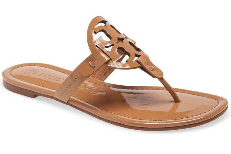 Tory Burch Miller Flip Flop - best gifts for fashion bloggers