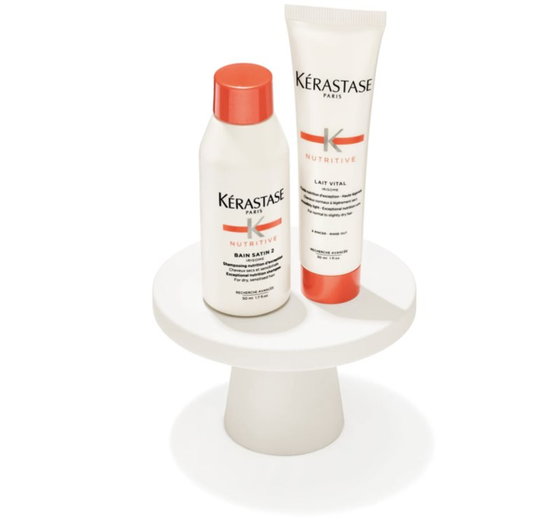 2021 Sephora Birthday Gifts - Kerastase Shampoo and Conditioner