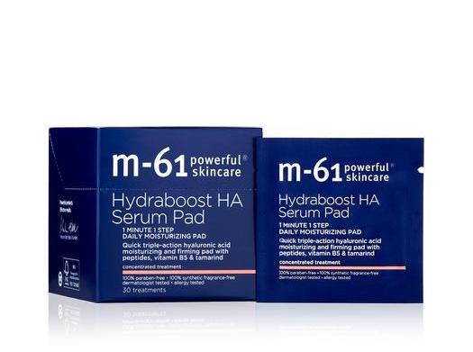 M-61 Hydraboost HA Serum Pad - Bluemercury birthday gift 2021 - where to get free gifts on your birthday