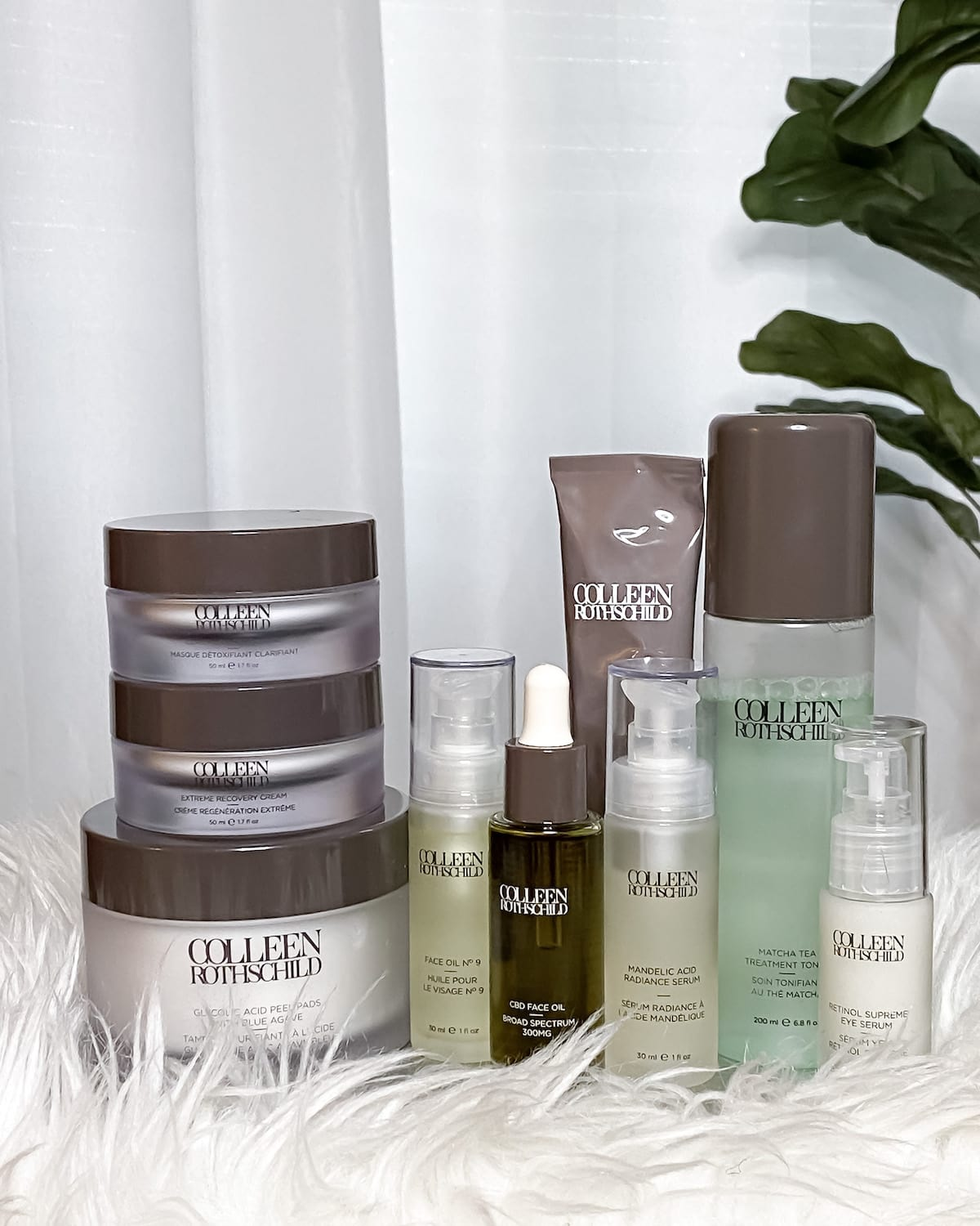 """You've heard all the """"rave"""" about how amazing Colleen Rothschild products are. But are ALL their luxury skincare and haircare products just as good? I tried as many as I could. Here's what I discovered!"""