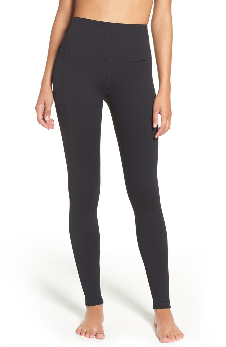 Zella Live In High Waist Leggings - what to buy nordstrom anniversary sale